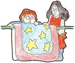La imagen que airea el futon