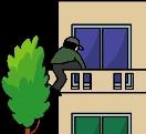 Programa del anti-crimen ilustración 2
