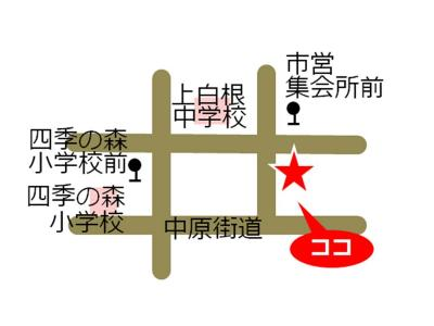 Hikarigaoka, Yokohama-shi comunidad cuidado plaza mapa