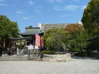 Photograph of Tsurugamine Inari Shrine