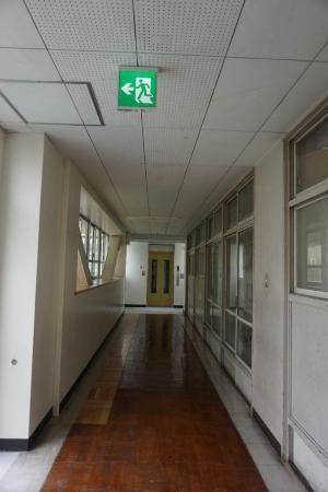 효시다이 니시나카 학교 승강기실 증축의 이미지