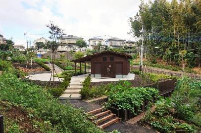 오다나 삼나무의 숲 교류 공원 화장실동 및 창고동 신축 공사에 따른 설계