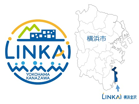 Yokohama de LINKAI que Kanazawa está en Nozomu Kanazawa Kaifu.