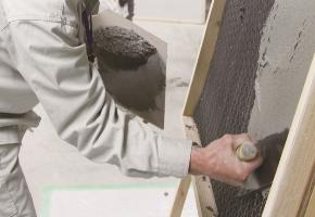 State that we paint, and plasterer craftsman has obstacle of using iron