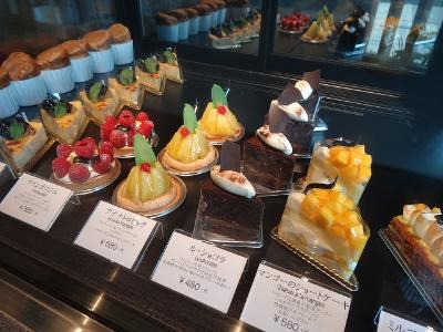 Cake of Tsugio Yamamoto Meister