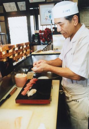 State of work of Masamichi Nakamaru Meister