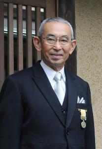 Daigo Shuichiro Meister photograph of the face