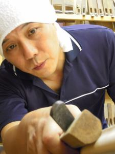 内田胜人我的明星正面头部照片