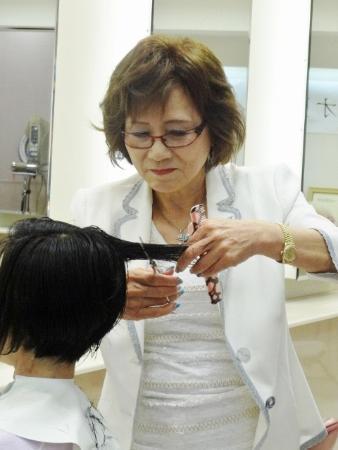 新田景子我的明星的工作的样子