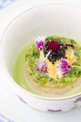 Dishes of Shigeru Imahira Meister