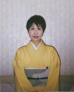 中田眞智子我的明星正面头部照片