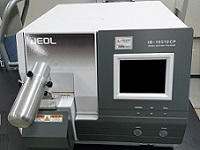 The appearance of ion milling device