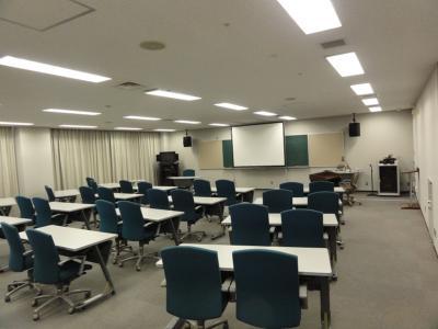 B研修室的照片