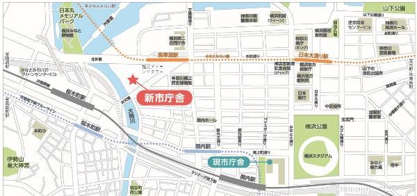 El nuevo mapa del ayuntamiento