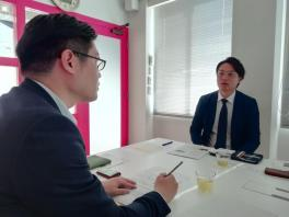 Interview to amukon Suzuki