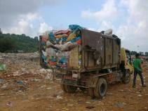 바탐 쓰레기 매립지