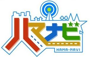 "Logo of program name ""Hama navigator"""
