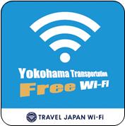 Yokohama Transportation Free Wi-Fi