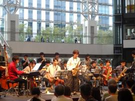 "Keio University ""K.M.P New Sound Orchestra"""