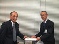 The Tozuka library, Meiji Gakuin Univ. library cooperation conclusion type