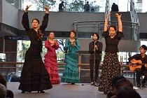 The Kanagawa University flamenco department