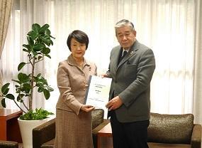 Fotografía del informe