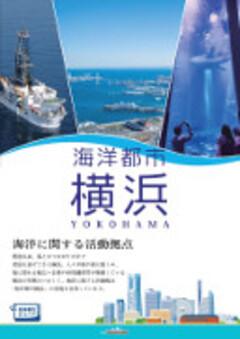 Folleto de Yokohama de Cubo de océano