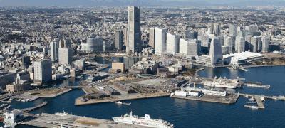 港灣未來21的風景