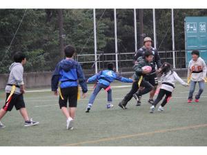 Estado del rugby de la etiqueta