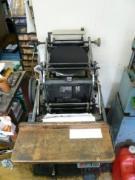 인쇄기의 사진