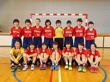 岩崎中學手球部(女子)