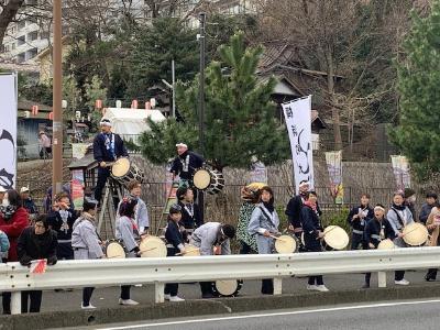 """El estado de todos del """"sonido"""" de tambor de suma de Yokohama para apoyar"""