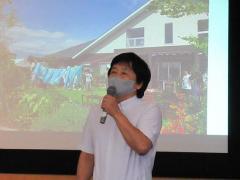 Lecturer photograph 2