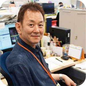 Lecturer Tadashi Kobayashi