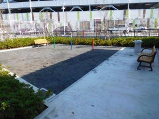 가미이다 이케노우에 제2 공원·공원 내의 모습