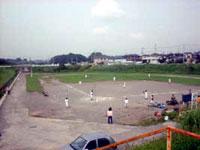 和泉快樂水地4池塘的運動場的圖片