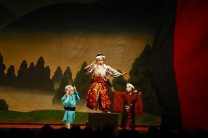 Los 19 Izumi Kabuki la actuación