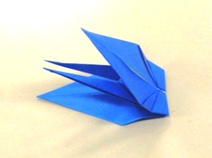 """In the same way as """"how to fold cranes"""", we make to state of photograph."""