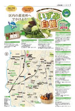 Izumi vaunted 2016 map