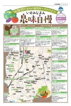 Izumi vaunted 2017 map