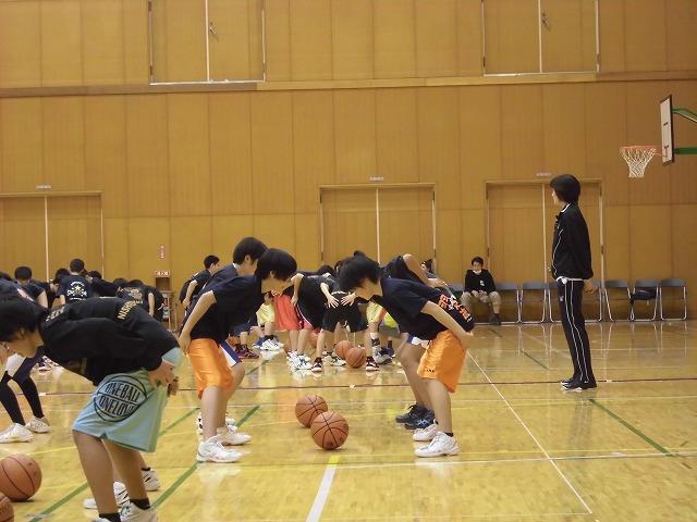 Basketball classroom by orimpian Takako Nakahara