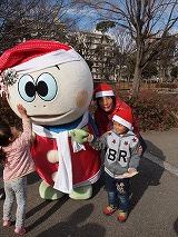 ¡Saco una foto ceremonial con un amigo en Parque de Sorimachi!