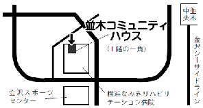 Fila de árboles comunidad casa guía mapa