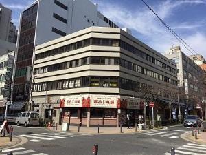 Sumiyoshicho Arai el edificio