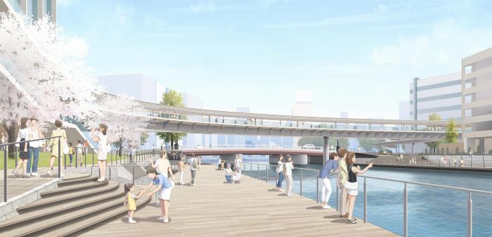 ...... la imagen del puente Perth UN