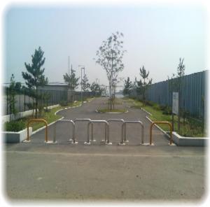 綠地入口的照片