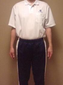 Summer clothes (polo shirt jersey bottom)
