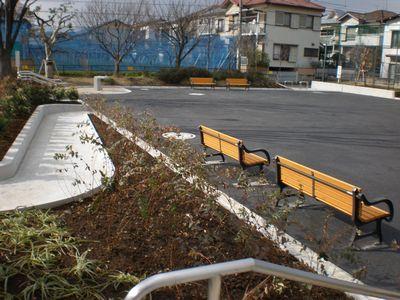 Fotografía 2 de parque de Shinyoshida-cho