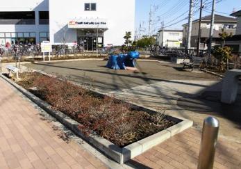 3, parque de Shinyoshidahigashi