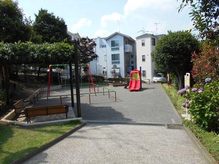5, Hiyoshi estacionan la fotografía